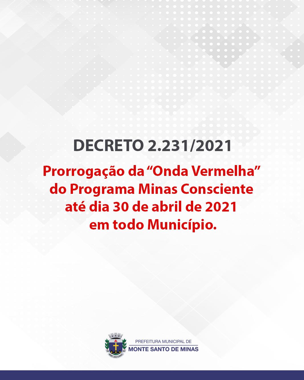 DECRETO-2231