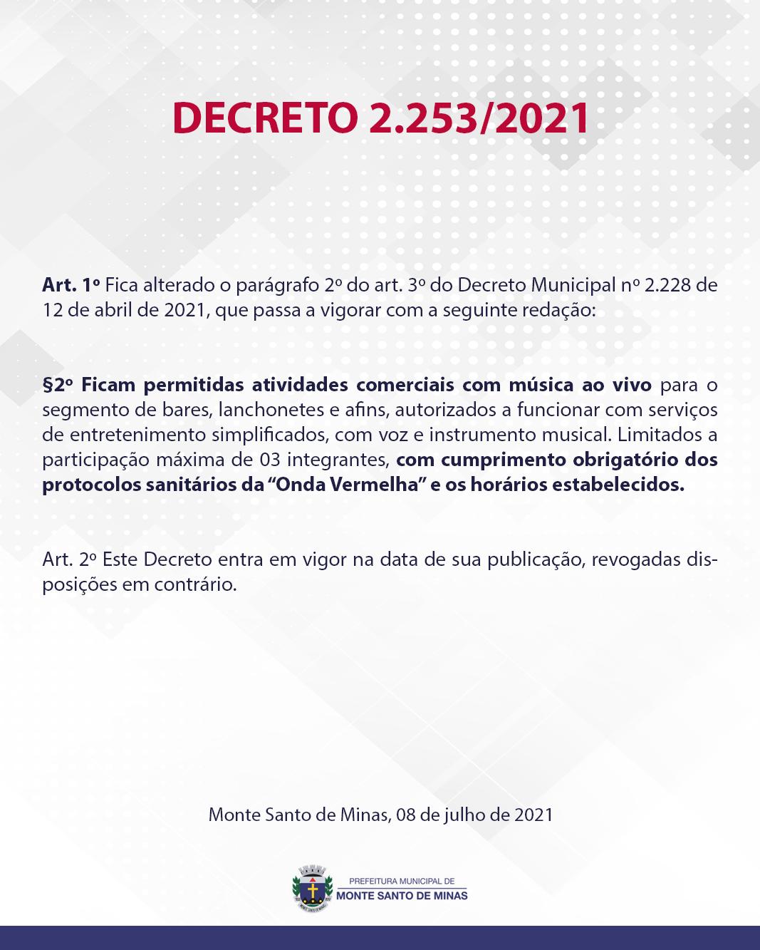 DECRETO-2253